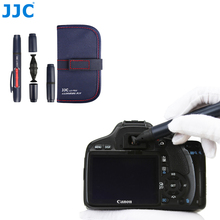 JJC Camera Lens Cleaning Pen Kit DSLR SLR Viewfinders Screens Filters Camcorders Clean Tool for Canon Nikon Sony Pentax Samsung(China)