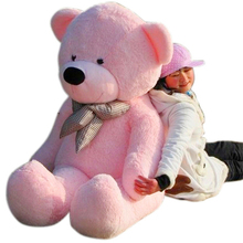 High quality giant teddy bear 160 centimeters of optional color 4 free shipping(China)