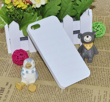 12pcs Phone 5/5s Blank case Cover For 3D Sublimation Machine Transfer Printing(China)