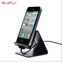 RAXFLY Phone Charger Stand Holder for Cellphone Pad Tablets Bracket Cradle Stand Watch Universal Shockproof Fashion Practical