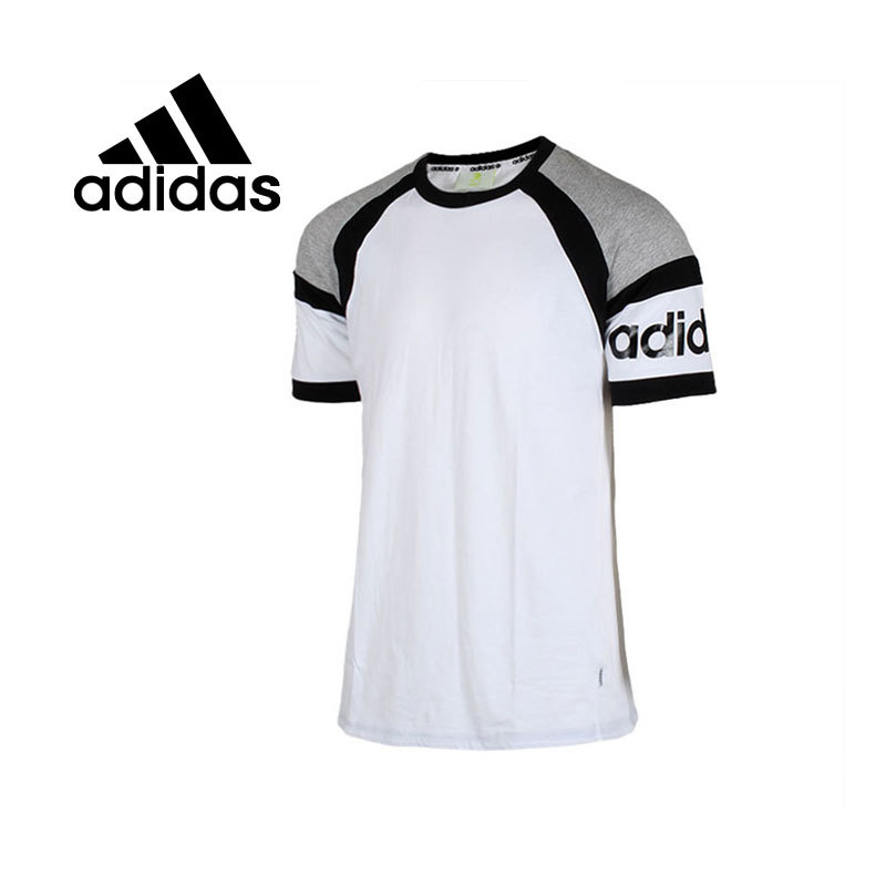 Original   Adidas  NEO mens T-shirts  S26703/ S26704  Sportswear <br><br>Aliexpress