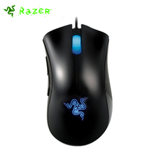 Original Razer Deathadder Infrared Gaming Mouse 3500dpi 3.5G Right hand Ergonomic USB wired computer PC Gamer mouse(China)