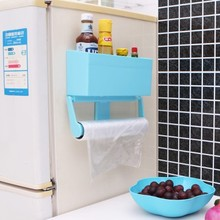 Multi-function box wrap receive refrigerator shelf The kitchen paper towel rack 23*13*8cm free shipping