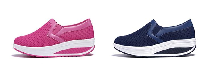 RS 3308 (3) 2017 Autumn Women's Platform Shoes