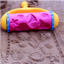 1Pc Children Kids Outdoor Sports Random Color Plastic Roller Interactive Funny Games Pretend Play Educational Toy Birthday Gifts