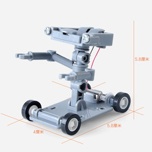 New Children's Educational Toys Assembly Robot Car Brine Dynamic Inertia Vehicle For Children Toys(China)