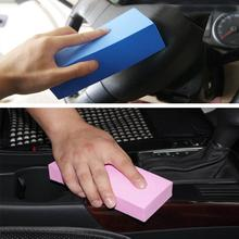 5 PCS Car Kitchen Cleaning Magic Sponge Eraser PVA Cleaner Multi-Functional Foam Car Styling Car Accessories For Focus Passat(China)