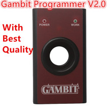 2017 Newly Professional Universal Gambit V2.0 Auto Transponder Key Programmer Gambit car key Programmer for RFID programming