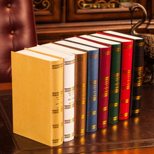 10pc Book Darwin house style photography study bookcase ornaments props simulation fake box mold decoration book(China)