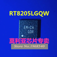 5pcs/lot RT8205LGQW RT8205LZQW RT8205L (EM DA,EM DB,EM...)High Efficiency, Main Supply Controller for Notebook Computer new
