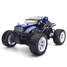 HSP 94111 Rc Car 1/10 Scale 4wd Off Road Monster Truck 94111 Electric Power Remote Control Car(China)