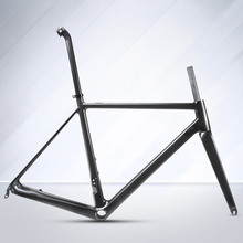 LEADNOVO Carbon road frame bike frameset UD finish Chinese carbon fibre cycling race bike BB86 bicycle frame(China)