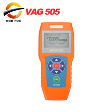 2017 Top selling Super Professional VAG505 for VW/AD Memo Scanner vag 505 code reader scanner  free shipping