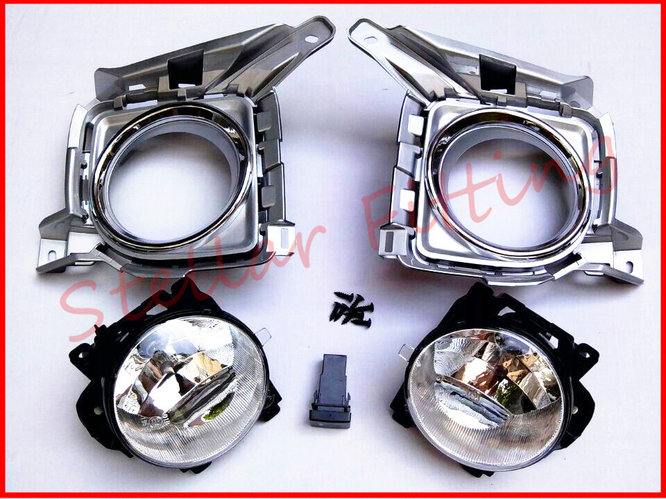 Auto lamp, fog lamp is suitable for:TOYOTA LAND CRUISER 2012 2013 2014<br><br>Aliexpress
