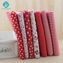half meter Width 150cm Printed Fabric Sewing Patchwork Fabric Tilda Doll Cloth DIY Craft Materials Sewing Telas(China)