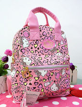 New Cute Hello Kitty Backpack Bag School Bag Purse yey-3303P