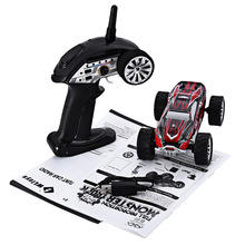 Wltoys A999 Rc Climbing Remote Control Car 2.4Ghz 4Wd Electric Car Toy Gift For Boy Bigfoot RC Racing Car