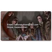 Many Playmat Choices - Village Cannibals - MTG Board Game Mat Table Mat for Magical Mouse Mat the Gathering 60 x 35CM