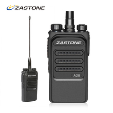 Zastone ZT-A28 10W Professional Long Range Walkie Talkie 10km UHF 400-480MHz Two Way Ham Radio HF Transceiver Police Equipment