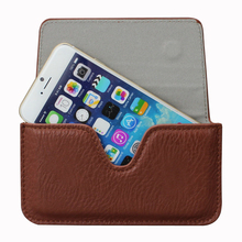 Horizontal Leather Case Pouch Holster Belt Loop Clip Magnetic Button Closure Coversfor iPhone 7 & 6 & 6s 4.7 inch