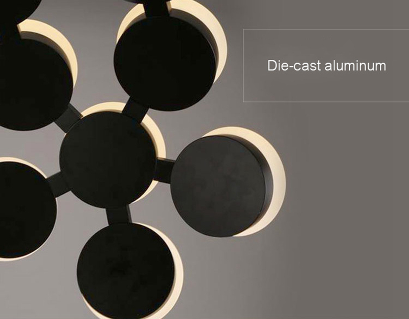 Horsten Nordic Postmodern Creative Pendant Light Art Decoration Personality Dining Room Pendant Lamp LED Hanging Lighting For Cafe Bar (20)
