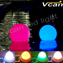 super perfect rechargeable outdoor cordless led work remote control 16colours change table lights(China)