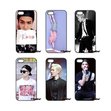 For iPod Touch iPhone 4 4S 5 5S 5C SE 6 6S 7 Plus Samung Galaxy A3 A5 J3 J5 J7 2016 2017 got7 kpop jackson Fashion Case Cover(China)