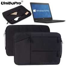 Unidopro Sleeve Briefcase Notebook Aktentasche for Voyo VBOOK V3 Pro, V3 Tablet des Cas de Laptop Mallette Carrying Bag Cover(China)