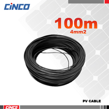 4mm2 PV cable for solar panel project and solar power syste install