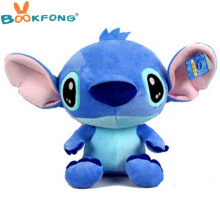 20CM New Arrival Cartoon Lilo and Stitch Plush Toys Doll Stuffed Toys Brinquedos Factory Price E065