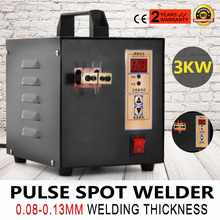 Hand-held Pulse Spot Welder Machine Welding for Mobile phone Battery Pack Notebook(China)
