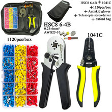- Electrician Pliers Junction Box Mini Pliers Tool Kit HSC8 6-4 0.25-6mm2 23-10AWG Crimping Wire Stripping:10-24awg 0.2-6.0mm2(Китай)