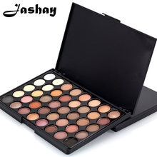 40 Color Eyeshadow Pearl Shimmer Eye Shadow Compact Palettes Earth Warm Luminous Sets Makeup Palette Eye Shadow Cosmetic