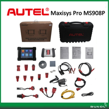 Original Autel MaxiSys Pro MS908P Automotive Tool support Diagnostic & ECU Reprogramming Cars with j2534 Interface