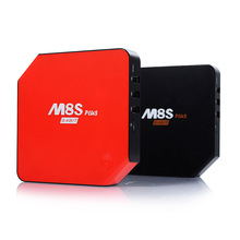 [ Global Version ] Android 5.1 TV Box M8S Plus M8s Set Top Box Amlogic S905 2G/16G Wifi Bluetooth 4.0