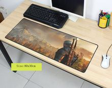 Mairuige Free Shipping Witcher Mouse Pad 90x40mm Notbook Computer Mousepad Hot Padmouse Gaming Gamer Keyboard Cheap Mouse Pads(China)