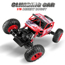 1:16 RC Car 4WD Drift Highspeed Climbing rc Remote Control Cars Four-wheel drive rc deformation Racing Model(China)