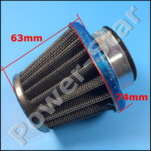 Motorcycle Air Filter 38mm 50cc 110cc 125cc 150cc atv dirt bike scooter parts
