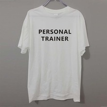 Personal Trainer workout instructor funny birthday gift FUNNY humour PRINTED T-shirt MENS T SHIRT Great gift Tee Unisex