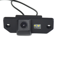 "CCD 1/3"" Car Rear view Camera Parking Back Reversing Camera For Ford Focus 2 3 Mondeo Night vision(China)"