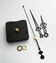 Wholesale 50Sets 13MM Shaft Clock Movements Clock Parts Standard Clock Manufacture Fast Shipping