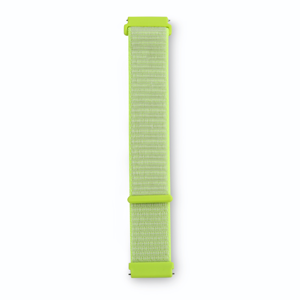 20mm 22mm Weave Nylon Strap For Samsung Galaxy Watch 46mm 42mm Band Bracelet for Gear S3 S2 Classic Frontier Sport Watch Band