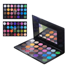 High Quality New Fashion 28 Color Matte Pigment Glitter Eyeshadow Palette Cosmetic Makeup Set Nude Eye Shadow palettes Z3