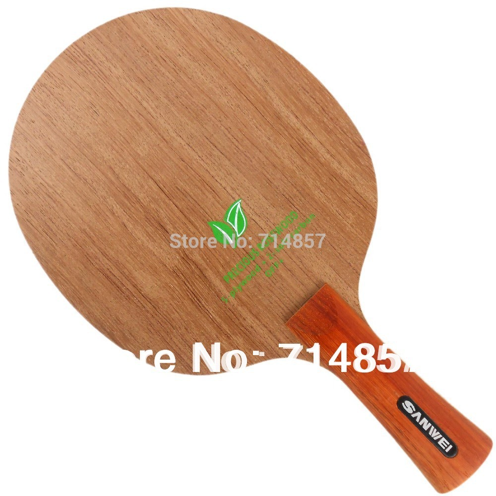 Sanwei H1 ( H 1, H-1) Rosewood+Carbon table tennis / pingpong blade<br><br>Aliexpress