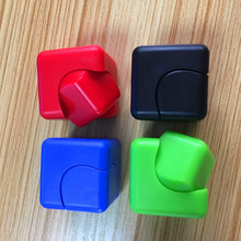 Buy Funny Fidget Cube Spinner Adult Anti Stress Toys Spin Puzzle Cube Finger Spinners Toys Gifts Children Kids 4 colors for $2.85 in AliExpress store