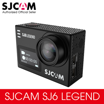 """D'origine SJCAM SJ6 LÉGENDE 4 K 24fps 2.0 """"Écran tactile À Distance Ultra HD Notavek 96660 30 M Étanche Action Sports Caméra Voiture DVR"""