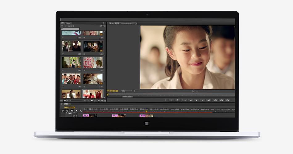 Xiaomi Mi Notebook Air 13.3'' 3
