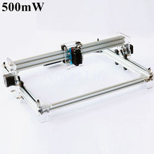 Benbox 405nm 500mW DIY Desktop Mini Laser Engraver Engraving Machine Laser Cutter Etcher CNC Picture Logo Printer 30X38cm