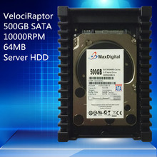 VelociRaptor 500GB 3.5inch SATA 64M 10000RMP 64M Server HDD Warranty for 1yera