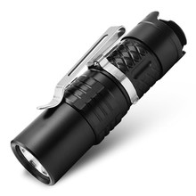 Newest Klarus XT1C Cree XP-L HI V3 700 Lumen 3 Mold Led Flashlight Tactical Waterproof Light with 16340 Battery